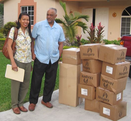 Lantana Pharmacy Helps Fight Cholera in Haiti