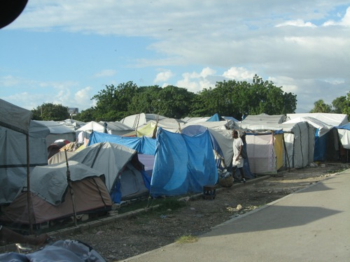November 22, 2010. CTC. Centre DABADOU, Port-au-Prince Haiti