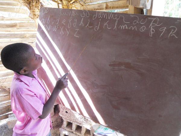 Haiti Relief Fund Community School of Coupeau